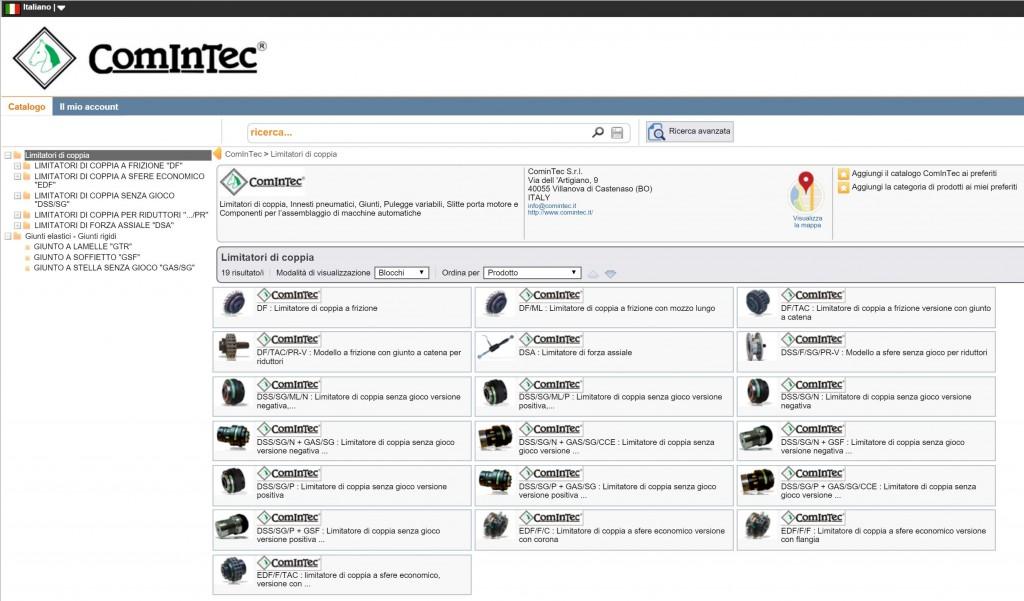 catalogo ComInTec TraceParts